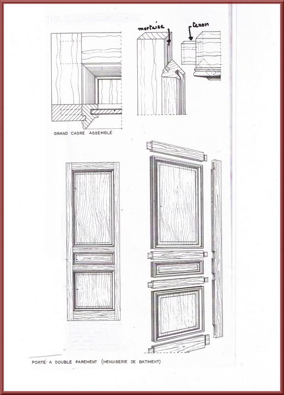 Fabrication D Une Porte En Bois u2013 Myqto com # Rénover Une Porte En Bois